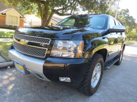 2008 Chevrolet Tahoe for sale at Amazon Autos in Houston TX