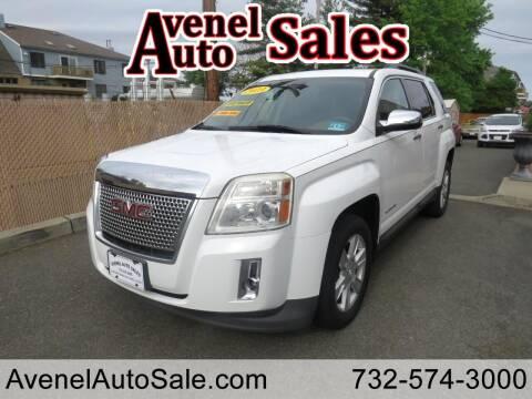 2013 GMC Terrain for sale at Avenel Auto Sales in Avenel NJ