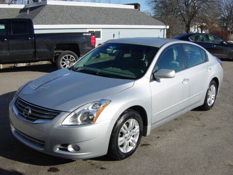 2012 Nissan Altima for sale at North South Motorcars in Seabrook NH