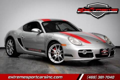 2007 Porsche Cayman for sale at EXTREME SPORTCARS INC in Carrollton TX