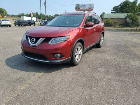 2015 Nissan Rogue for sale at Auto Credit Xpress in Benton AR