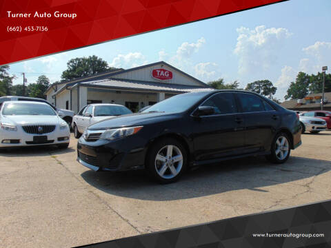 2013 Toyota Camry for sale at Turner Auto Group in Greenwood MS