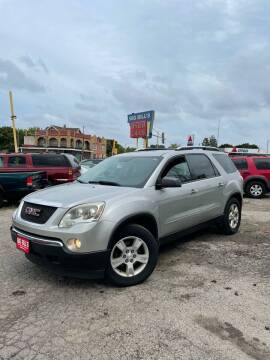 2008 GMC Acadia for sale at Big Bills in Milwaukee WI