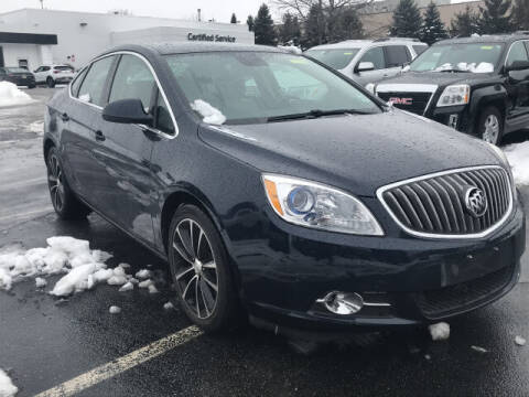 2016 Buick Verano for sale at Classified pre-owned cars of New Jersey in Mahwah NJ
