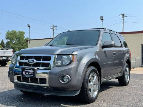 2011 Ford Escape for sale at North Imports LLC in Burnsville MN