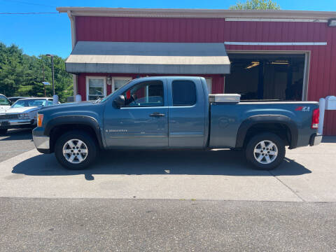 2009 GMC Sierra 1500 for sale at JWP Auto Sales,LLC in Maple Shade NJ