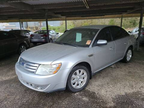 2009 Ford Taurus for sale at Mott's Inc Auto in Live Oak FL