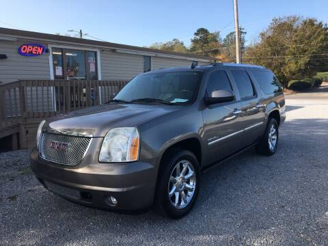 2012 GMC Yukon XL for sale at Wholesale Auto Inc in Athens TN