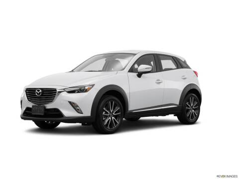 2016 Mazda CX-3 for sale at Jensen's Dealerships in Sioux City IA