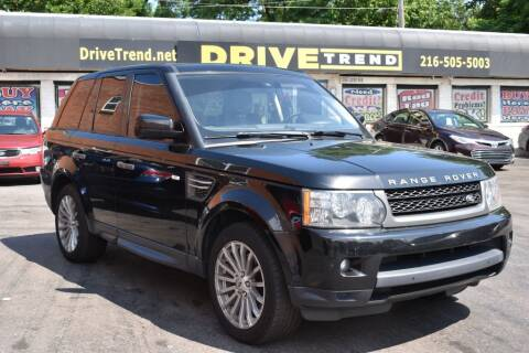 2011 Land Rover Range Rover Sport for sale at DRIVE TREND in Cleveland OH