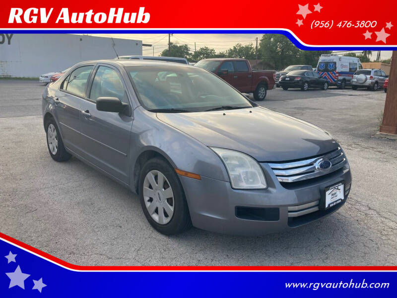 2007 Ford Fusion for sale at RGV AutoHub in Harlingen TX