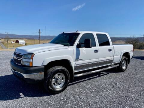 2005 Chevrolet Silverado 2500HD for sale at All Collector Autos LLC in Bedford PA