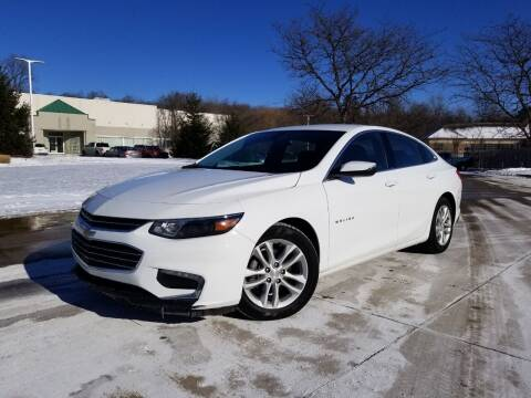 2017 Chevrolet Malibu for sale at Lease Car Sales 3 in Warrensville Heights OH