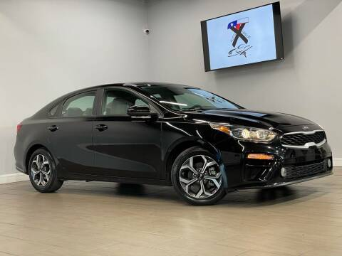 2019 Kia Forte for sale at TX Auto Group in Houston TX