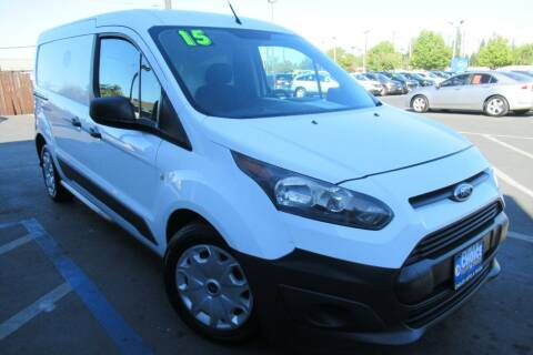 2015 Ford Transit Connect Cargo for sale at Choice Auto & Truck in Sacramento CA