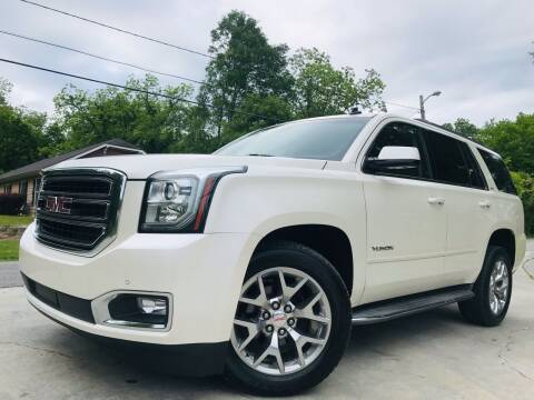 2015 GMC Yukon for sale at E-Z Auto Finance in Marietta GA