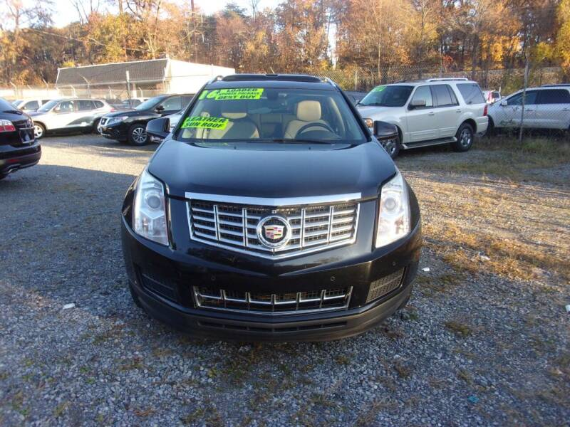 2016 Cadillac SRX for sale at Balic Autos Inc in Lanham MD