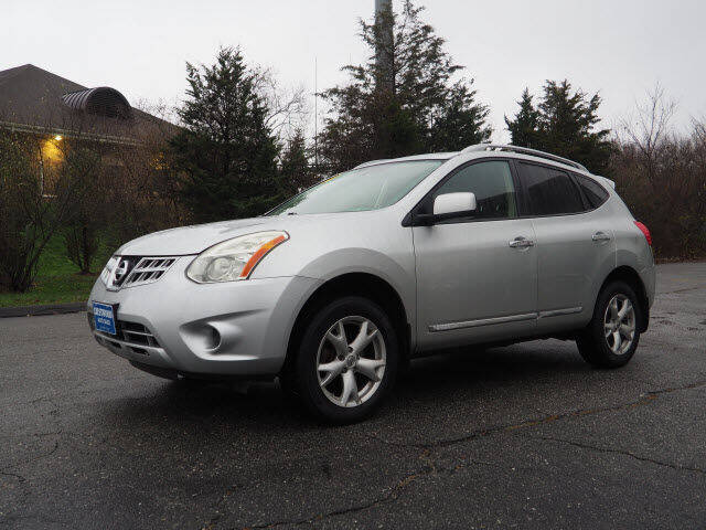 2011 Nissan Rogue for sale at Crestwood Auto Sales in Swansea MA