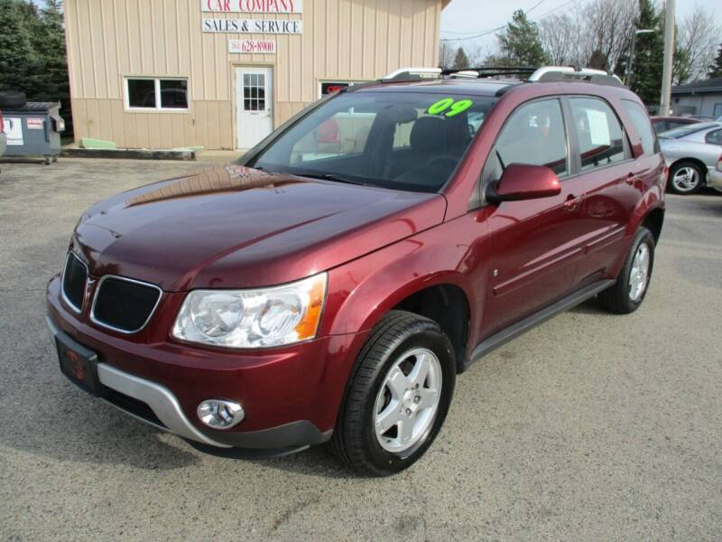 2009 Pontiac Torrent for sale at Richfield Car Co in Hubertus WI