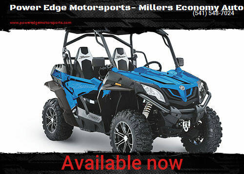 2021 CF Moto z800 for sale at Power Edge Motorsports- Millers Economy Auto in Redmond OR
