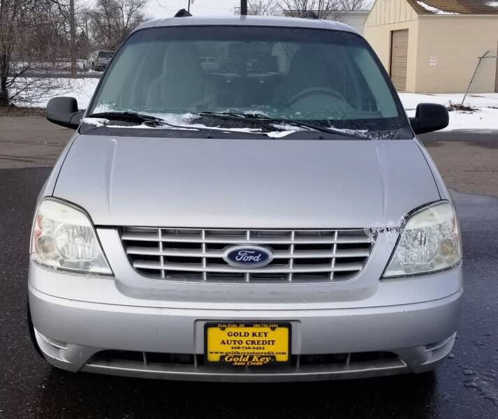 2006 Ford Freestar for sale at G.K.A.C. Car Lot in Twin Falls ID