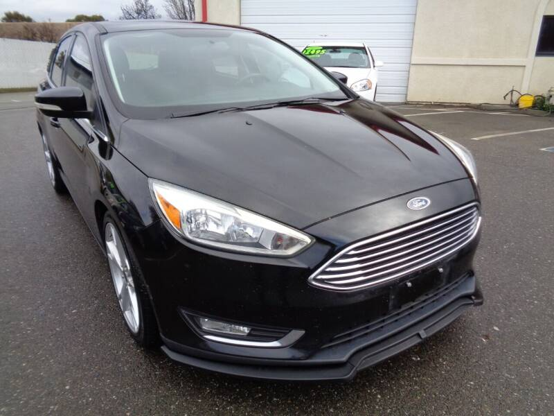 2015 Ford Focus for sale at NorCal Auto Mart in Vacaville CA