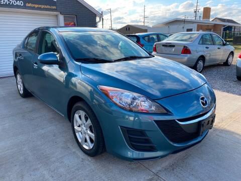 2010 Mazda MAZDA3 for sale at Dalton George Automotive in Marietta OH