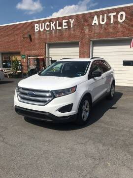 2016 Ford Edge for sale at BUCKLEY'S AUTO in Romney WV