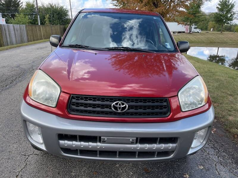 2003 Toyota RAV4 for sale at Luxury Cars Xchange in Lockport IL