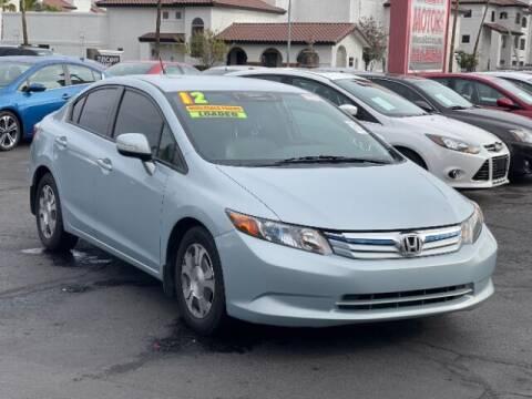 2012 Honda Civic for sale at Brown & Brown Wholesale in Mesa AZ