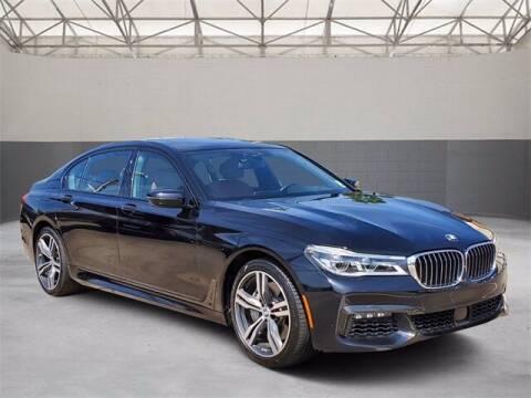 2019 BMW 7 Series for sale at Gregg Orr Pre-Owned Shreveport in Shreveport LA