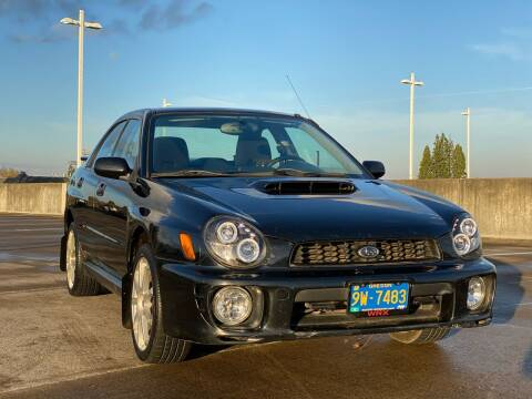 2002 Subaru WRX for sale at Rave Auto Sales in Corvallis OR