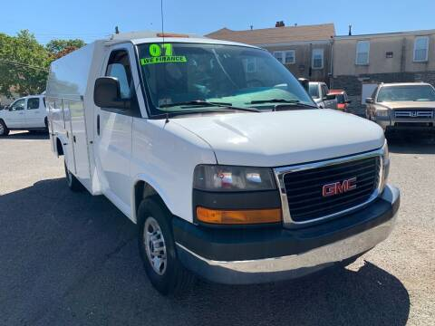 2007 GMC Savana Cutaway for sale at Jersey Coast Auto Sales in Long Branch NJ