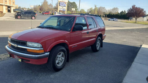 2001 Chevrolet Blazer for sale at West Richland Car Sales in West Richland WA