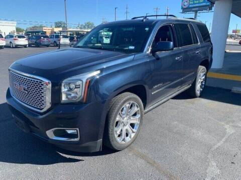 2017 GMC Yukon for sale at Hickory Used Car Superstore in Hickory NC