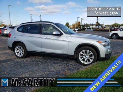 2013 BMW X1 for sale at Mr. KC Cars - McCarthy Hyundai in Blue Springs MO