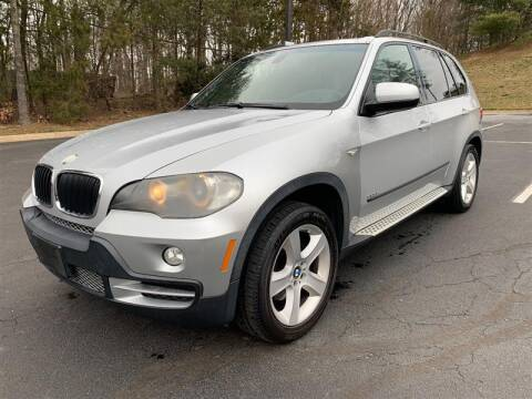 2007 BMW X5 for sale at Mid Atlantic Truck Center in Alexandria VA