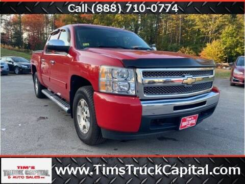 2010 Chevrolet Silverado 1500 for sale at TTC AUTO OUTLET/TIM'S TRUCK CAPITAL & AUTO SALES INC ANNEX in Epsom NH