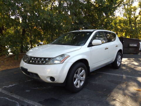 2007 Nissan Murano for sale at Wayland Automotive in Wayland MA