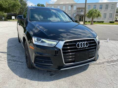 2017 Audi Q3 for sale at LUXURY AUTO MALL in Tampa FL