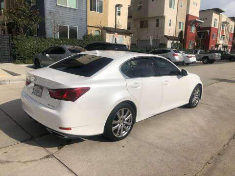 2013 Lexus GS 350 for sale at Bell Auto Inc in Long Beach CA