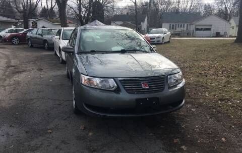 2007 Saturn Ion for sale at Antique Motors in Plymouth IN