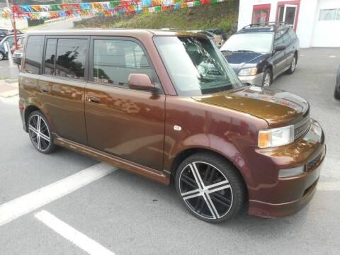 2006 Scion xB for sale at Ricciardi Auto Sales in Waterbury CT