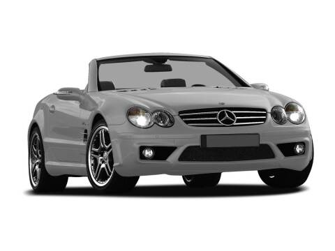 2007 Mercedes-Benz SL-Class for sale at Mercedes-Benz of North Olmsted in North Olmstead OH