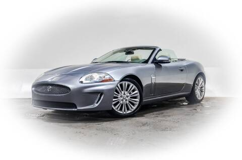 2010 Jaguar XK for sale at CarXoom in Marietta GA