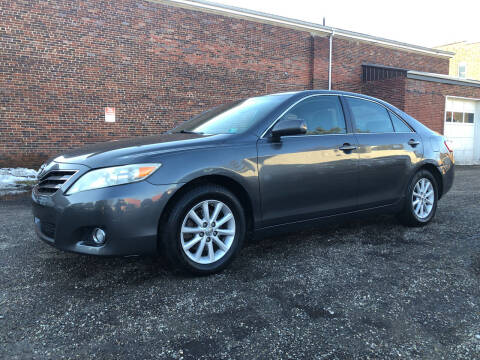 2010 Toyota Camry for sale at Jim's Hometown Auto Sales LLC in Byesville OH