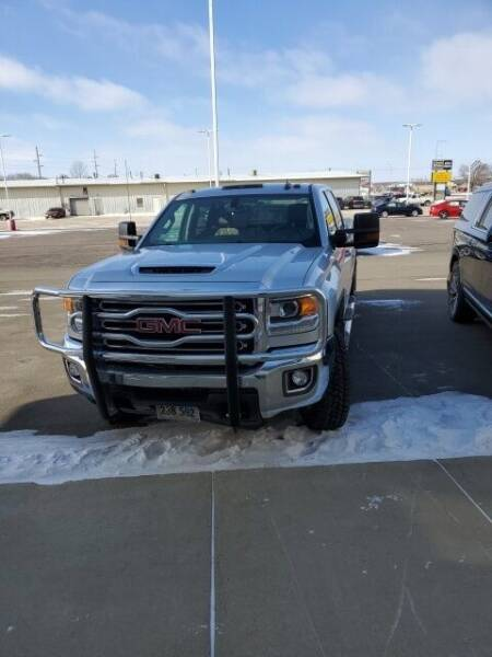 2018 GMC Sierra 3500HD for sale at Sharp Automotive in Watertown SD