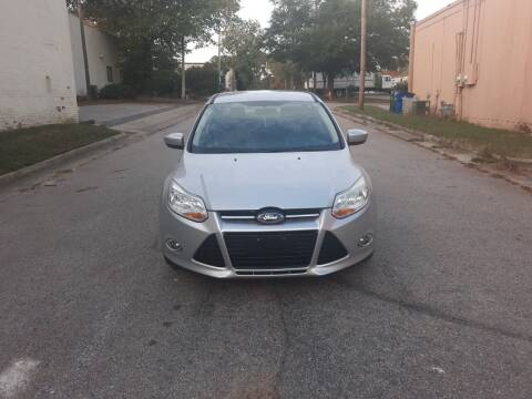 2012 Ford Focus for sale at Horizon Auto Sales in Raleigh NC