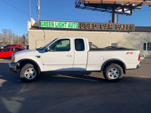 2003 Ford F-150 for sale at Green Light Auto in Sioux Falls SD