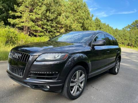 2014 Audi Q7 for sale at Carrera AutoHaus Inc in Clayton NC